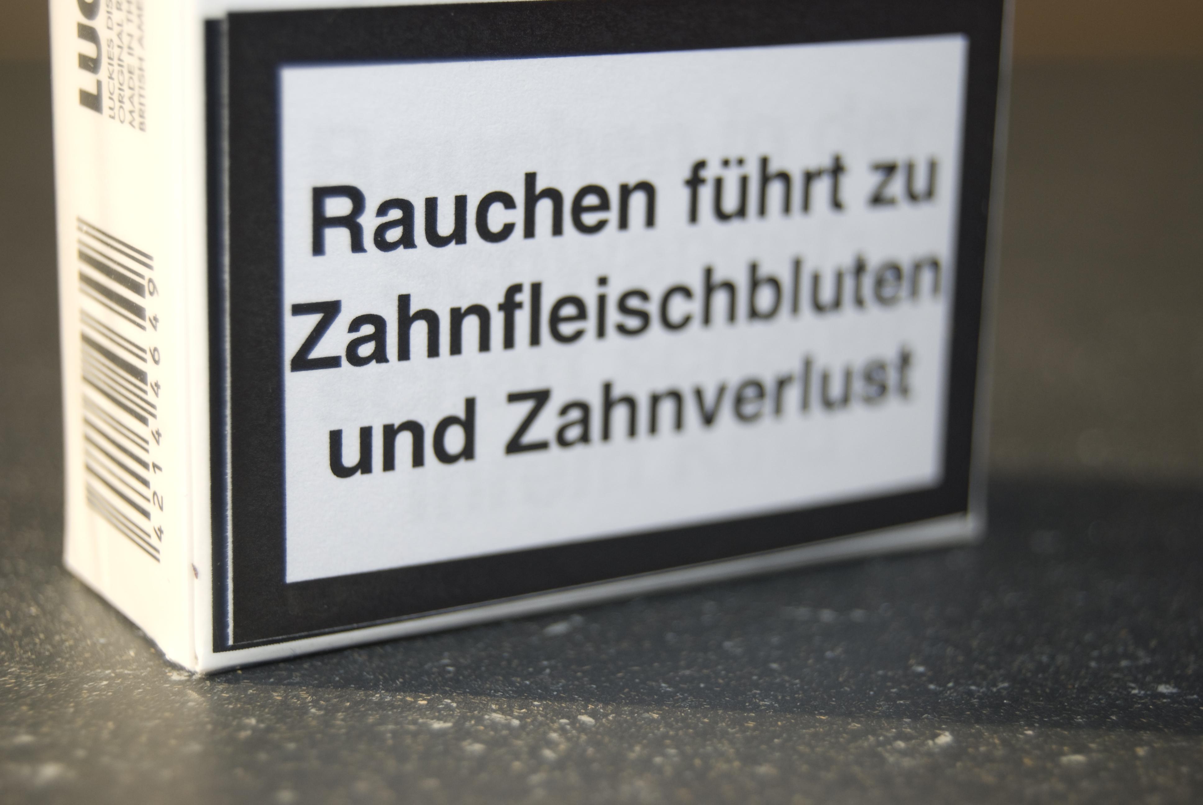 Die Kodierung vom Rauchen in lipezke die Adressen