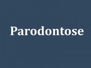 Parodontologie in der Zahnarztpraxis Dr. Pfau in Rottweil